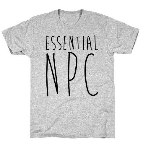 Essential NPC T-Shirt