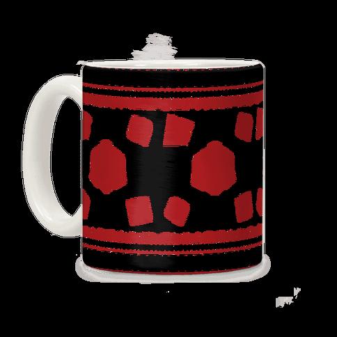 D&D Ugly Sweater Coffee Mug