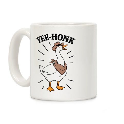 YEE-HONK Coffee Mug