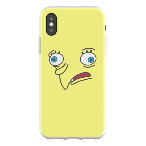 Mocking Sponge Meme Phone Flexi-Case
