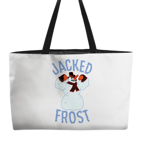JACKED Frost Weekender Tote