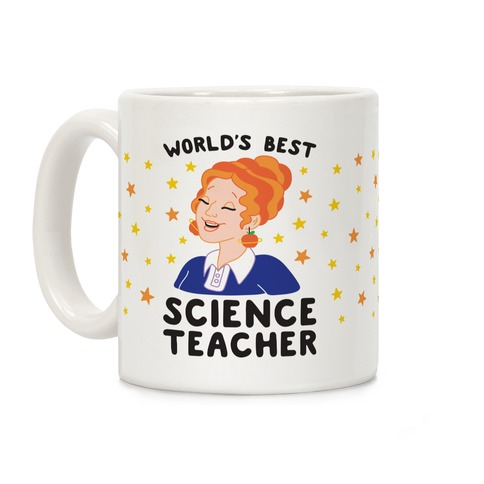 World's Best Science Teacher Coffee Mug