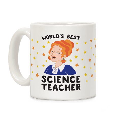 World's Best Science Teacher Coffee Mug