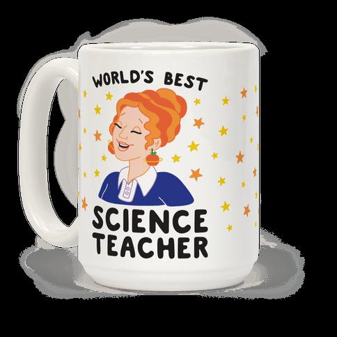 Worlds Best Science Teacher