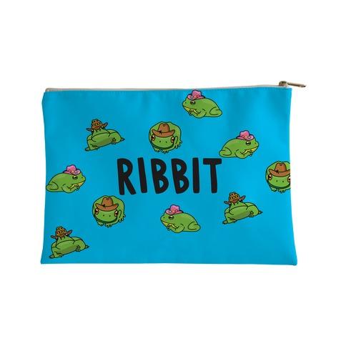 Cowboy Frog Accessory Bag