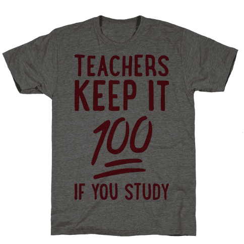 Teachers Keep It 100