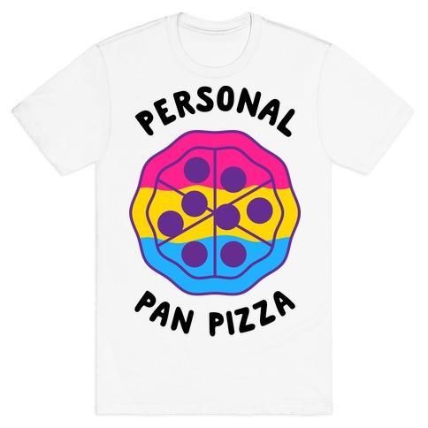 Personal Pan Pizza T-Shirt