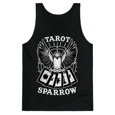 Tarot Sparrow Tank Top