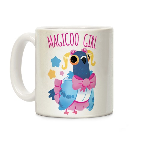 Magicoo Girl Coffee Mug