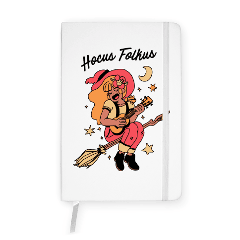 Hocus Folkus Notebook