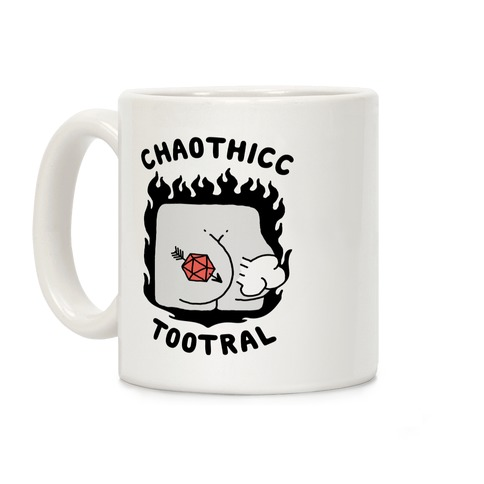 Chaothicc Tootral Coffee Mug