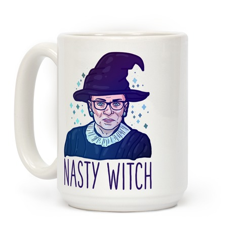 RBG Nasty Witch Coffee Mug