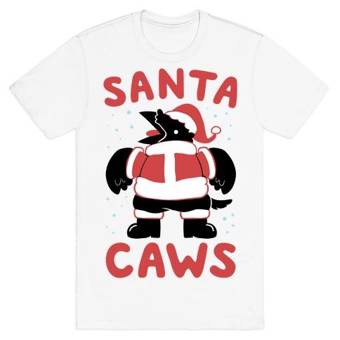 Santa Caws T-Shirt