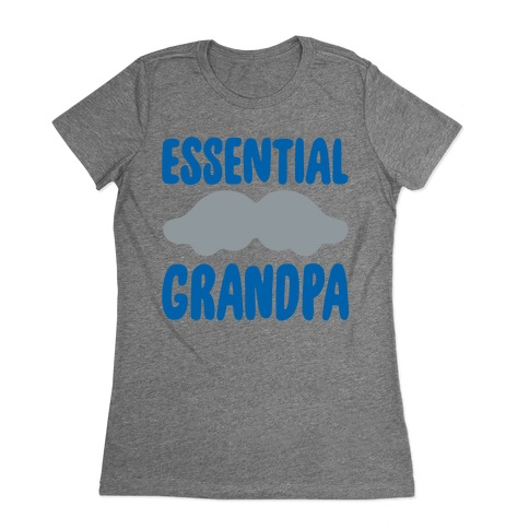 Essential Grandpa  Womens T-Shirt