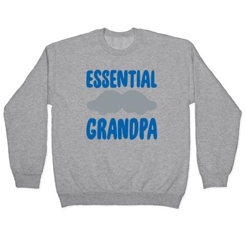 Essential Grandpa  Pullover
