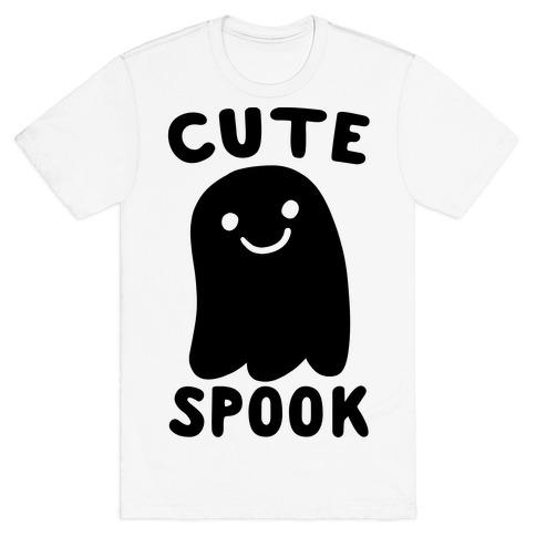 Cute Spook - Ghost T-Shirt