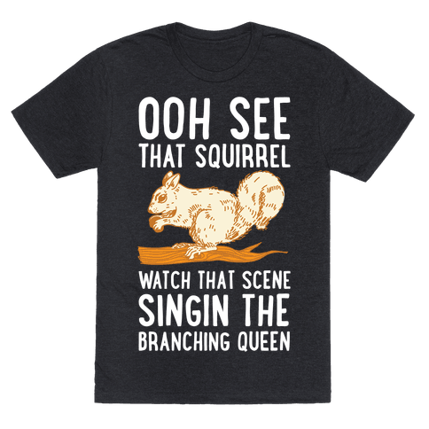 Branching Queen Mens T-Shirt