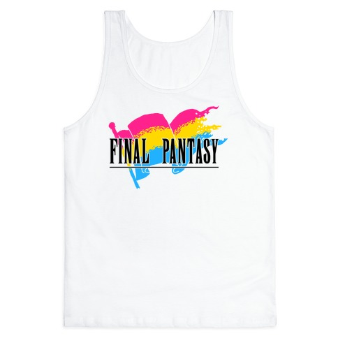 Final Pantasy Tank Top