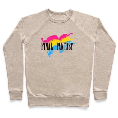 Final Pantasy Pullover