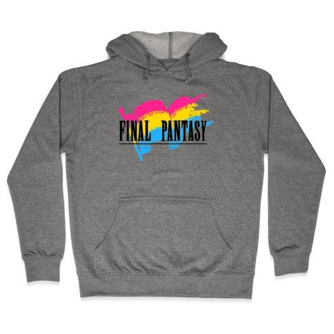 Final Pantasy Hooded Sweatshirt