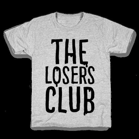 The Losers Club Parody Kids T-Shirt