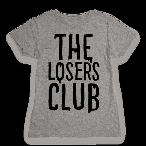 The Losers Club Parody Womens T-Shirt