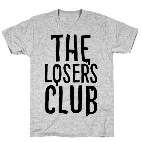 The Losers Club Parody T-Shirt