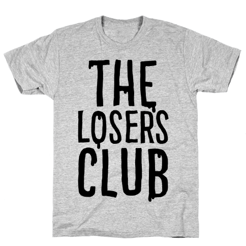 The Losers Club Parody Mens T-Shirt