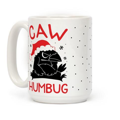 Caw Humbug Coffee Mug