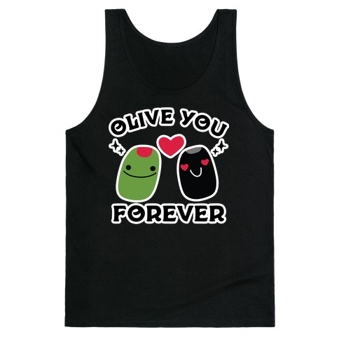 Olive You Forever Tank Top