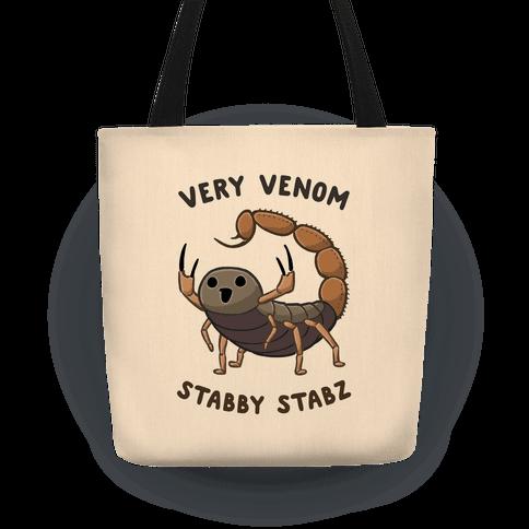 Very Venom Stabby Stabz Tote