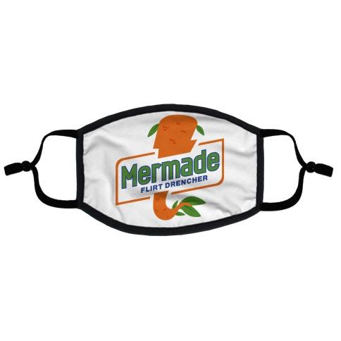 Mermade Flat Face Mask