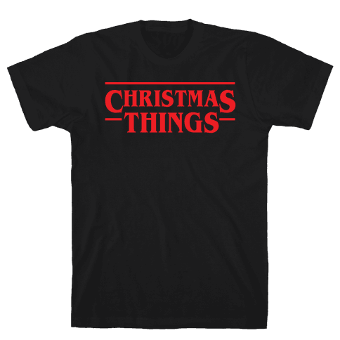 Christmas Things Mens T-Shirt