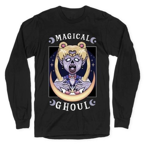 Magical Ghoul Long Sleeve T-Shirt