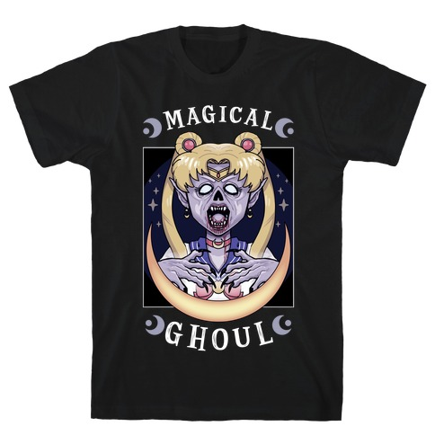 Magical Ghoul T-Shirt