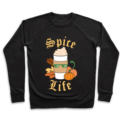 Spice Life Pullover