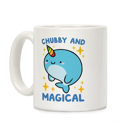 Chubby And Magical Coffee Mug