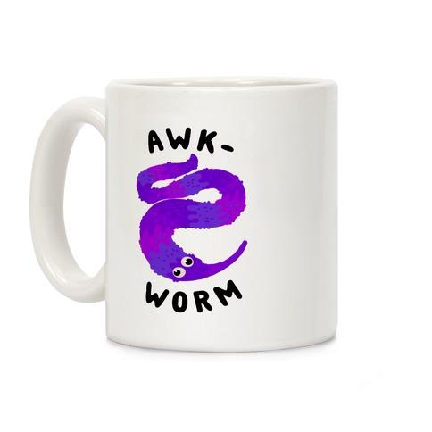 Awkworm Coffee Mug