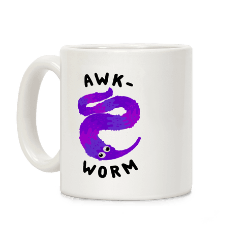 Awkworm Coffee Mug