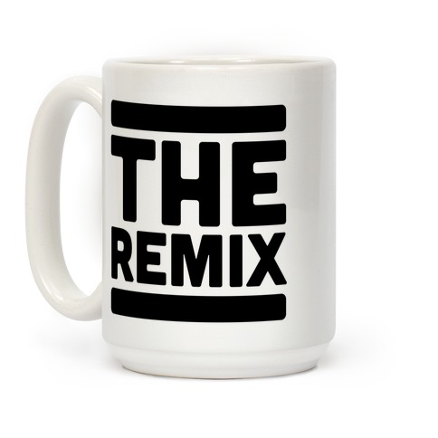 The Remix (1 of 2 pair) Coffee Mug