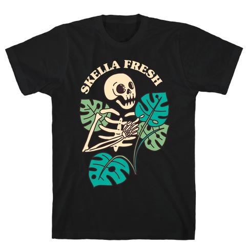 Skella Fresh Plants Mens/Unisex T-Shirt