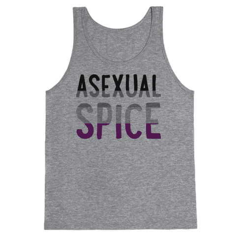 Asexual Spice Tank Top