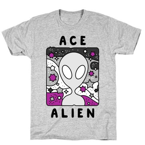 Ace Alien T-Shirt