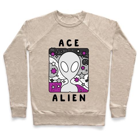 Ace Alien Pullover