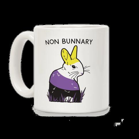 Non Bunnary Coffee Mug