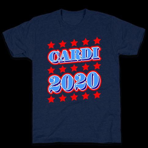Cardi 2020 Mens T-Shirt