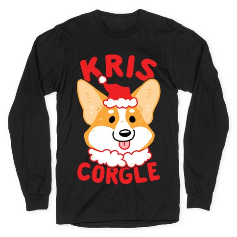 Kris Corgle Long Sleeve T-Shirt