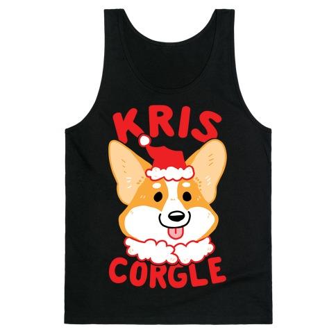 Kris Corgle Tank Top