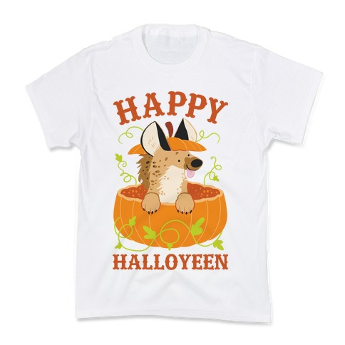 Happy Halloyeen Kids T-Shirt