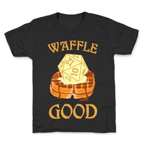 Waffle Good Kids T-Shirt